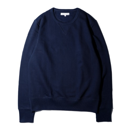 [Merz B. Schwanen] 3S48 Men's Sweatshirt Heavy (Ink Blue)