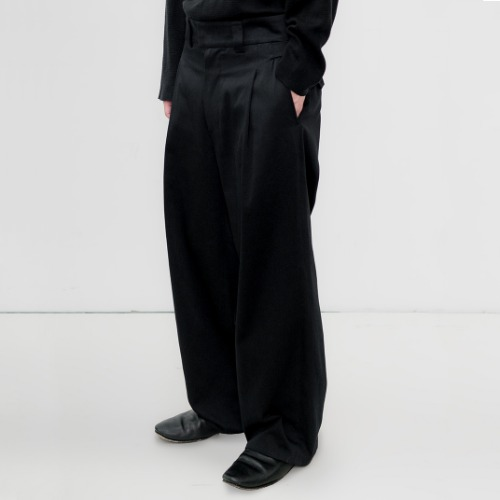 [polyteru] Soh Pants 2 (Black)
