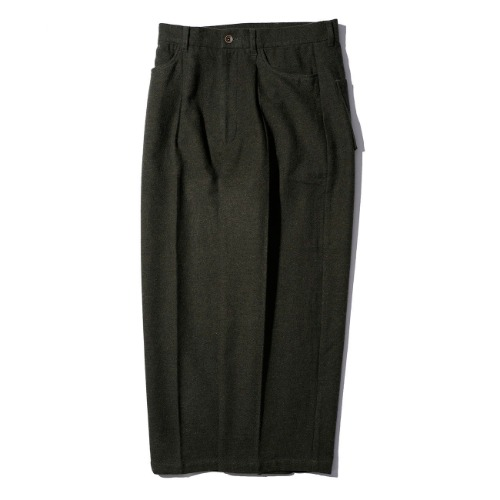 [wonderland] Ranch Pants (Olive)