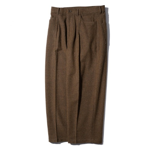 [wonderland] Ranch Pants (Brown)