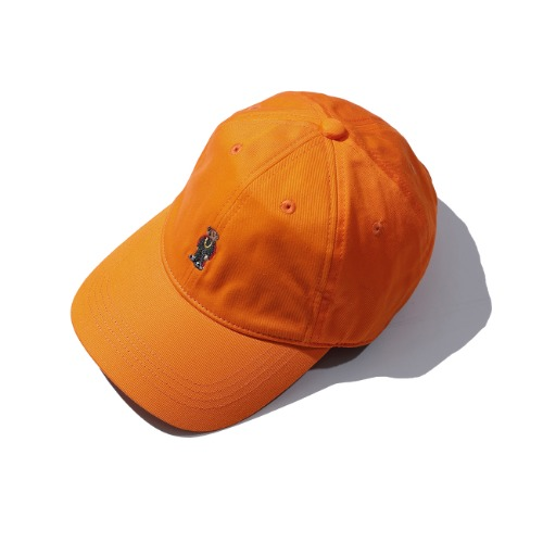 [INFIELDER DESIGN] Rap Bear Cap (Orange)