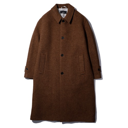 [MFPEN] Hollis Coat (Brown)