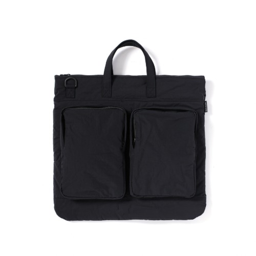 [mazi untitled] Helmet Bag (Black)