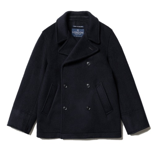 [LONDON TRADITION] Scott Mens Peacoat (Navy)