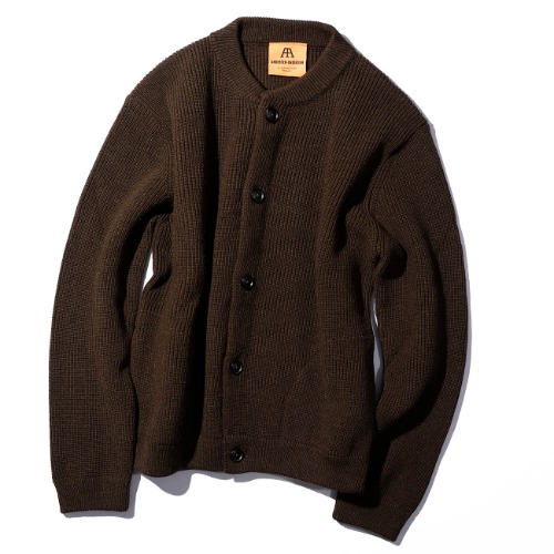 [ANDERSEN-ANDERSEN] Skipper Jacket (Natural Brown)