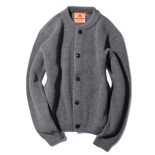 [ANDERSEN-ANDERSEN] Skipper Jacket (Grey)