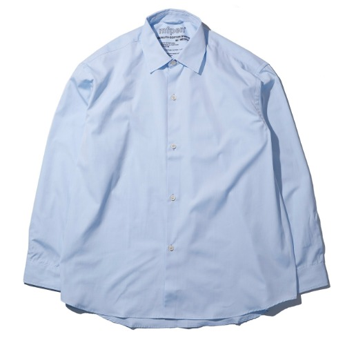 [MFPEN] Generous Shirt (Light Blue)