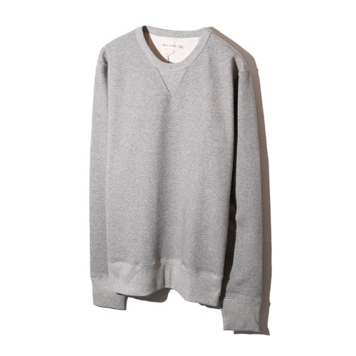 [Merz B. Schwanen] 3S48 Men's Sweatshirt Heavy (Grey Melange)
