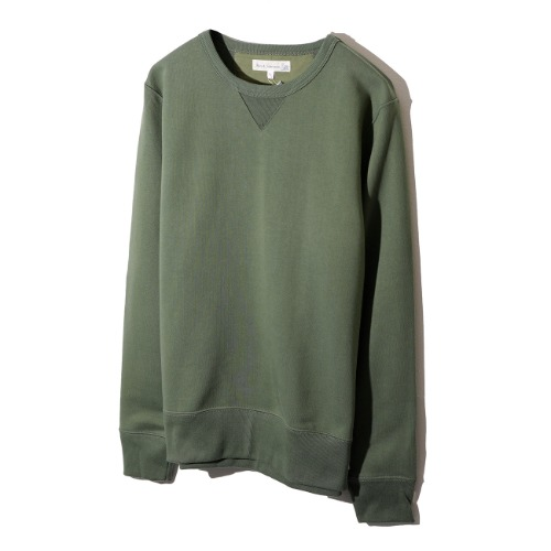 [Merz B. Schwanen] 3S48 Men's Sweatshirt Heavy (Army)