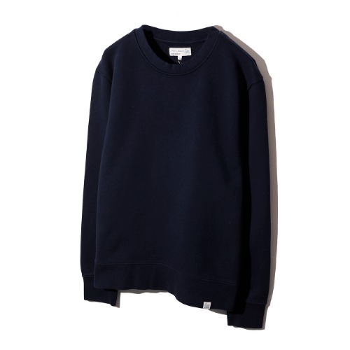 [Merz B. Schwanen] CSW01 Good Sweatshirt (Deep Blue)