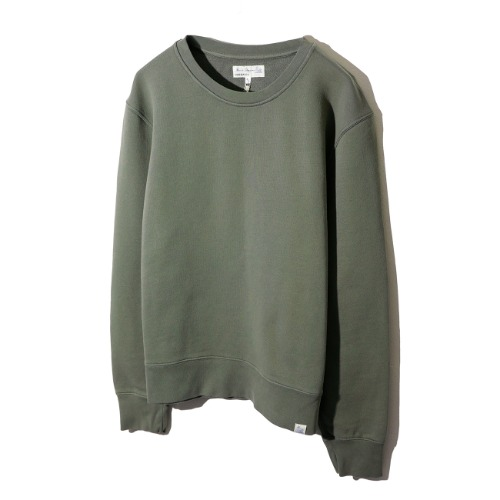[Merz B. Schwanen] CSW01 Good Sweatshirt (Army)
