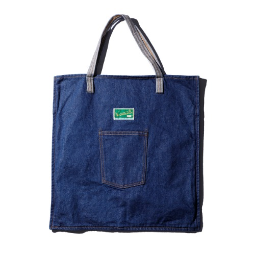 [WESTOVERALLS] Denim Bag