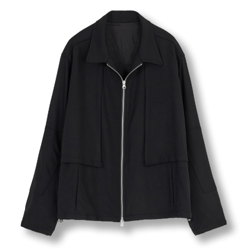 [YOUTH] Drizzler Jacket (Black)