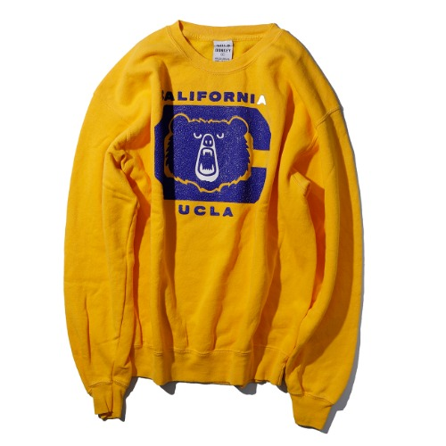 [WILD DONKEY] F-UCLA (Yellow)