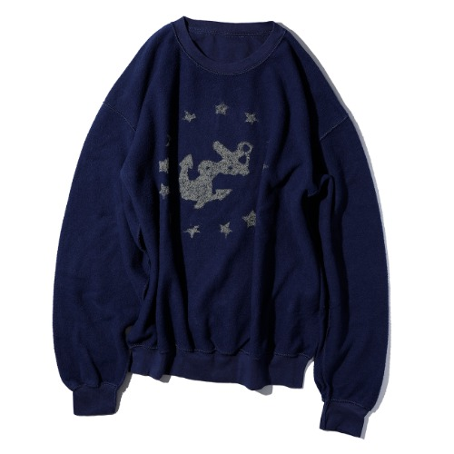 [WILD DONKEY] F-Anchor (Navy)