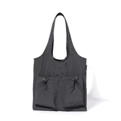 [MAZI UNTITLED] Bore Bag (Grey)