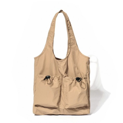 [MAZI UNTITLED] Bore Bag (Beige)