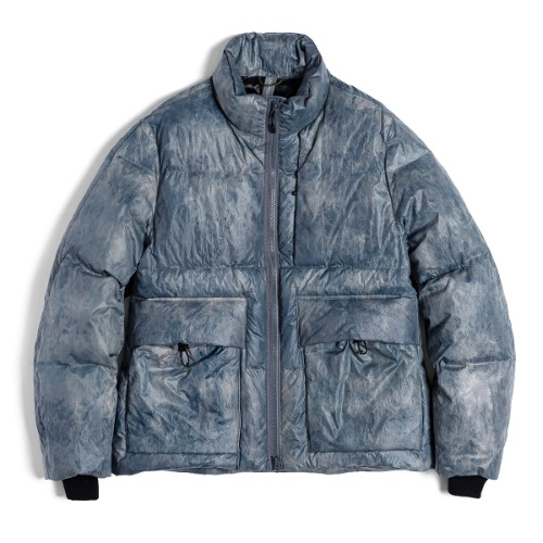 [UNAFFECTED] Puffa Down Jumper (Aqua Storm)