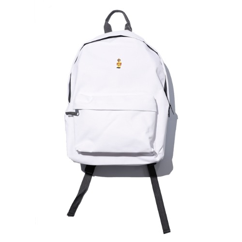 [TAMANIWA] Bear Bagpack (White)
