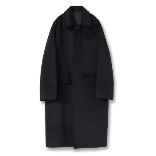 [YOUTH] Mac Coat (Black)