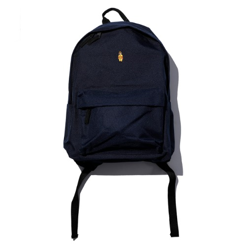 [TAMANIWA] Bear Bagpack (Navy)