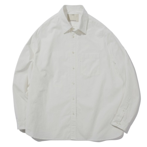 [POTTERY] Comfort Shirt (White)