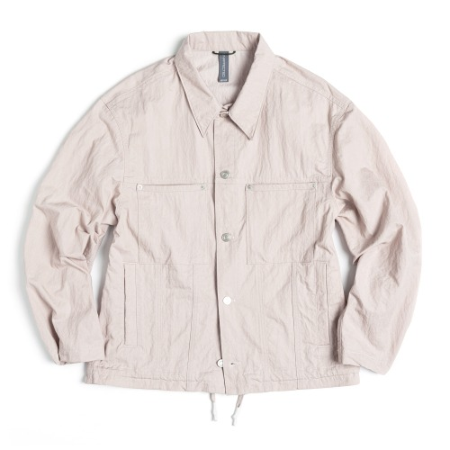 [UNAFFECTED] Trucker Jacket (Misty Pink)