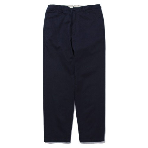 [POTTERY] Washed Tapered Pants (Navy)