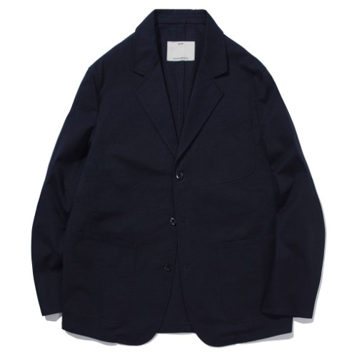 [POTTERY] Washed Sports Jacket (Navy)