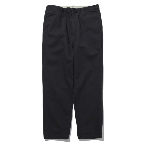 [POTTERY] Washed Tapered Pants (Charcoal)